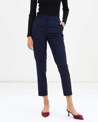 SABA Celeste Wool Suit Pants