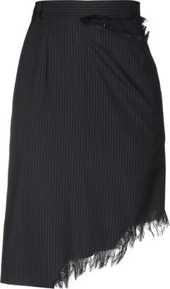 Facetasm Knee length skirts - Item 35397904PR