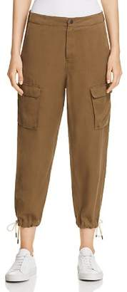 Scotch & Soda Cropped Cargo Pants