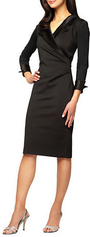 Alex EveningsAlex Evenings Plus Scuba Wrap Dress