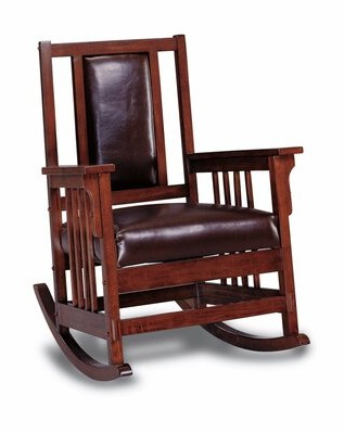 Vicini Millwood Pines Rocking Chair Millwood Pines