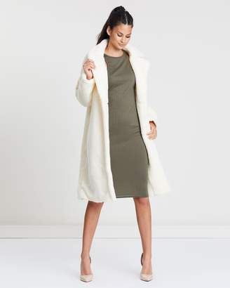 Missguided Chunky Borg Crombie