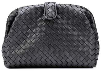 Bottega Veneta The Lauren 1980 leather clutch