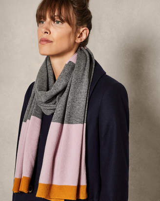Ted Baker RALEIG Cashmere scarf