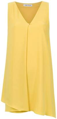Gloria Coelho asymmetric blouse