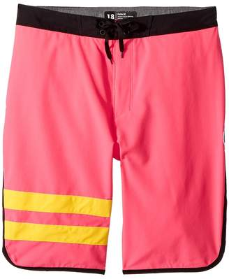 Hurley Block Party Boardshorts Boy's Swimwear