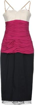 Antonio Marras Knee-length dresses - Item 34853012AO