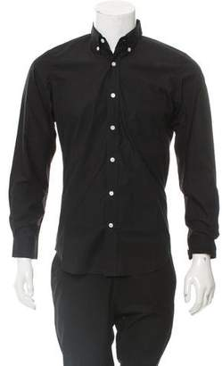 Timo Weiland Woven Button-Up Shirt