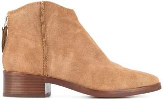 Dolce Vita round toe ankle boots