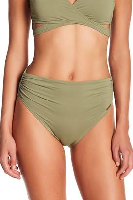 Vince Camuto Convertible High Waisted Bikini Bottoms