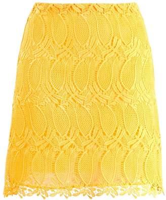 b9733323bb1b Embroidered Mini Skirt - ShopStyle UK