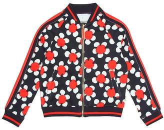 Little Marc Jacobs Printed track jacket