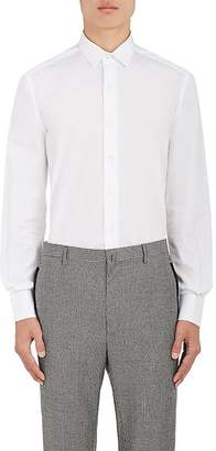 Lanvin Men's Cotton Slim-Fit Dress Shirt