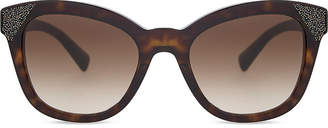 Valentino Va4005 Havana cat-eye sunglasses