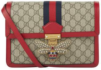 Gucci Medium Queen Margaret GG Supreme Shoulder Bag