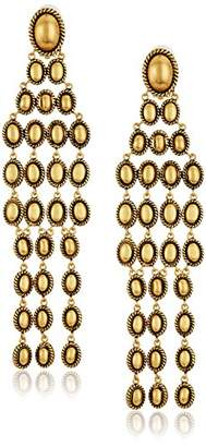 Rachel Zoe Jewelry Alma Glam Chandelier Drop Earrings