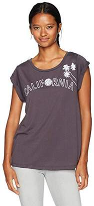 Rip Curl Women's Cali Nights Short Sleeve Scoop Neck Tee