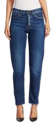 Saint Laurent Embellished Jeans