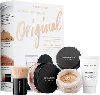 bareMinerals Nothing Beats the Original Complexion Kit
