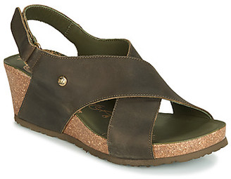 Panama Jack VALESKA women's Sandals in Green