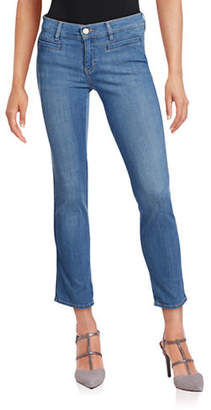 MiH Jeans Paris Cropped Skinny Jeans