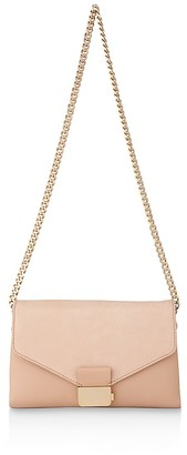 Whistles Artesia Pushlock Convertible Clutch $280 thestylecure.com