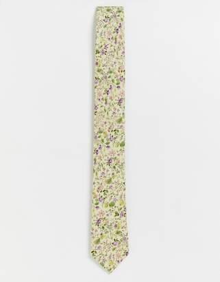 Original Penguin ditsy floral tie