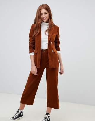 New Look Corduroy Crop PANTS Two-Piece