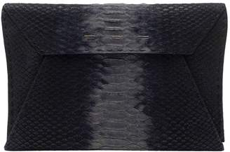 VBH Exotic Leathers Clutch Bag