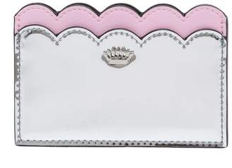 Juicy Couture Specchio Leather Card Case