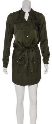 Diane von Furstenberg Selma Utility Dress