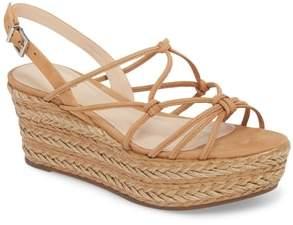 Schutz Latussa Platform Espadrille Sandal