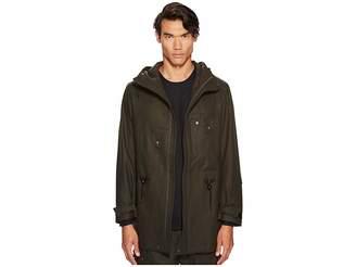 Yohji Yamamoto Wool Utility Short Coat Men's Coat