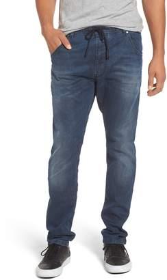 Diesel R) Krooley Skinny Slouchy Fit Jeans