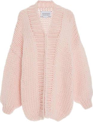 I Love Mr Mittens The Cardigan Wool Sweater