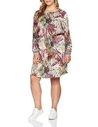Studio Untold Women's Blumen-Kleid Dress,(Size: 42)