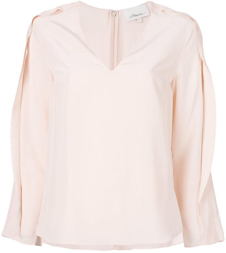 3.1 Phillip Lim3.1 Phillip Lim ruffle blouse