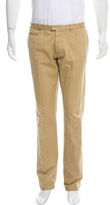 DSQUARED2 Flat Front Chino Pants