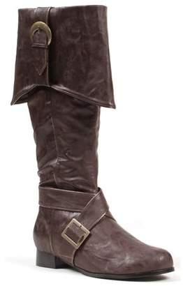 Ellie Men's Brown Pirate Boots