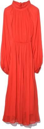 Rhode Resort Mai Dress in Crimson Red