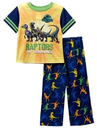 AME Jurassic World Raptors in Training Pajama Set (Toddler Boys)