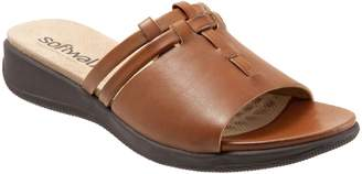 SoftWalk Tahoma Woven Slide Sandal