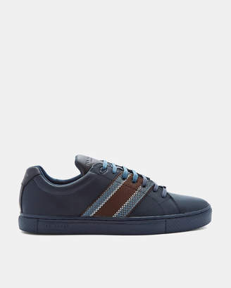 Ted Baker PEPPAH Soft leather sneakers