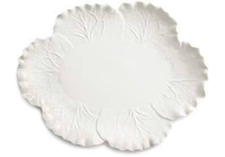 Tory Burch Lettuce Ware Oval Serving Platter