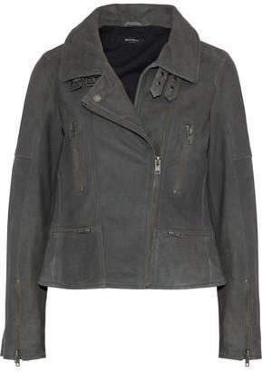 Muu Baa Muubaa Nuthatch Nubuck Biker Jacket