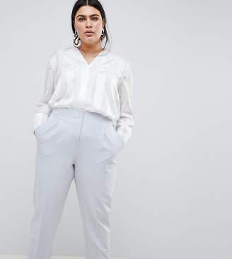 Asos DESIGN Curve mix & match cigarette pants