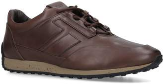 J.P Tods Leather Sportivo Sneakers
