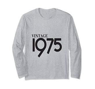 Vintage 1975 Trending Long Sleeve T-Shirt