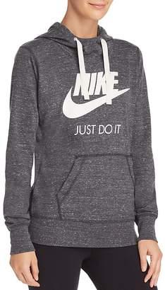 Nike Gym Vintage Hooded Sweatshirt