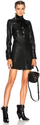 Philosophy di Lorenzo Serafini Vegan Leather Dress